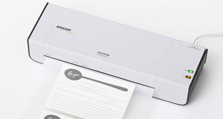 AmazonBasics-Thermal-Laminator